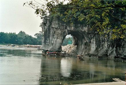 Elephant Trunk Hill 3n 桂林市象鼻山景区景色