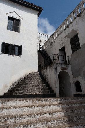 Elmina Castle #1