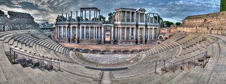 Teatro romano de Mérida (HR)