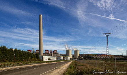 As Pontes - Central Electrica