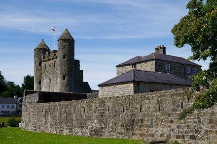 Castle Enniskillen a.d. 16. Jh.