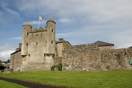 Enniskillen Castle Fermanagh Ireland