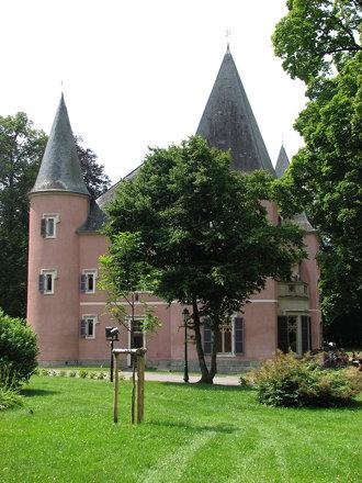 Erpeldange (L) kasteel
