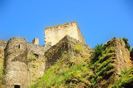 Esch/Sûre Castle