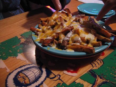 Fiesta of cholesterol