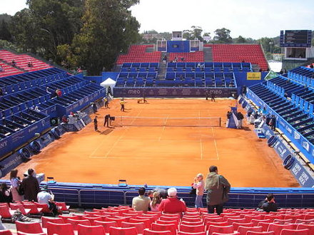 Estoril Open 2008 - Central Court, Lisboa