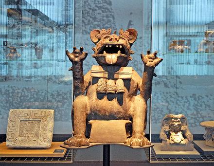 Cultures d'Amérique centrale (Musée d'ethnographie, Berlin)