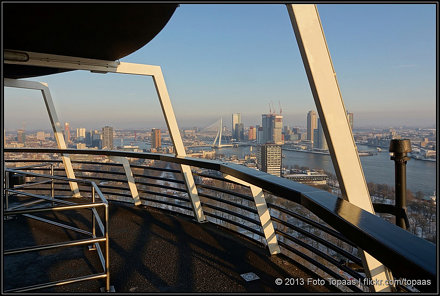 2013-01-16 Rotterdam - View from the Euromast - 14
