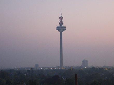 dawn TV tower