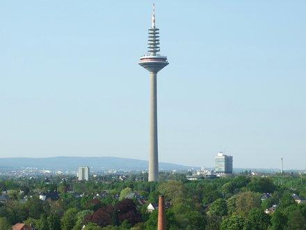 Fernsehturm Frankfurt