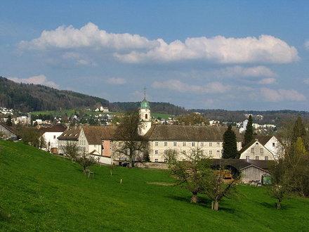 Fahr Abbey