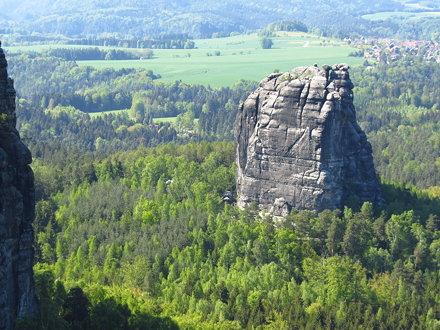 Sächsische Schweiz - Schrammsteine