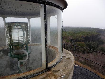 Punta Tagliamento, la lanterna