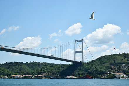 #Fatih #Bridge #Bosphorus #Anadolu #Istanbul #Turkey #Nikon #2014 #attraction