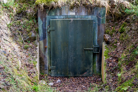 Air-raid shelter