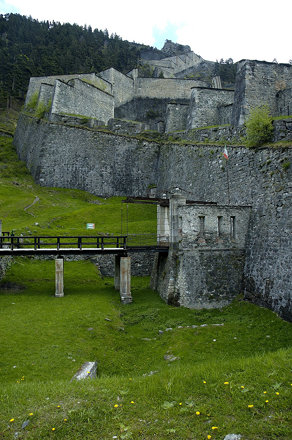 Fortezza Fenestrelle #01 - Esterno
