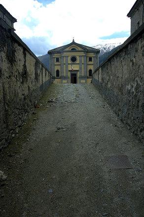 Fortezza Fenestrelle #03 - Ingresso