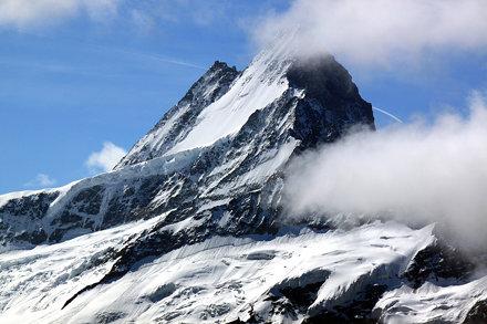 Switzerland-Finsteraarhorn