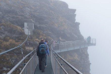 Cliff Walk, First