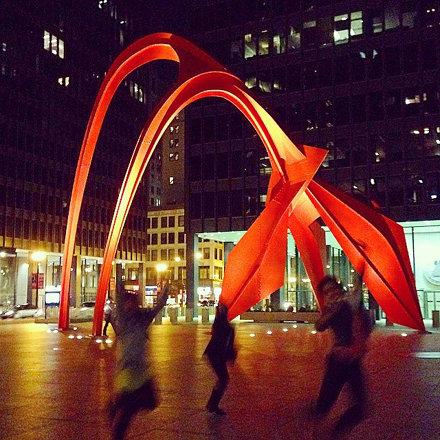 Calder @ Mies
