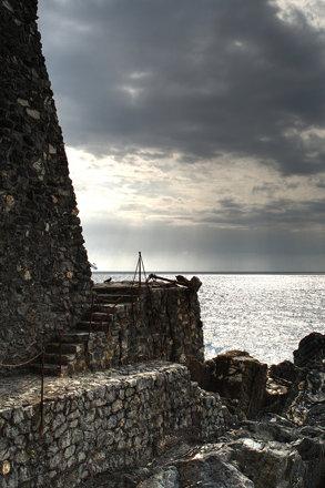Camogli - Castel Dragone