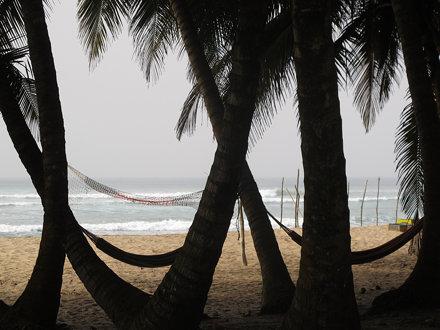 Beyin Beach Resort Western Region Ghana West Africa Afrika