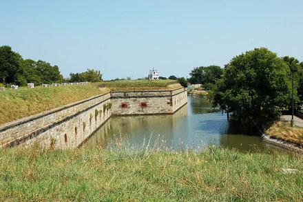 U. S. Army, Fort Monroe, Virginia, Fort Monroe National Monument, Casements (3,107)