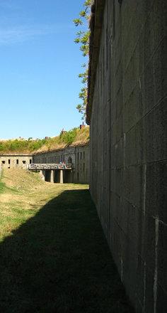 Fort Warren, Georges Island, Boston Harbor
