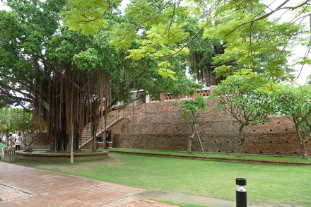 Tainan 台南 - Anping Fort 安平古堡