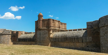 Fortresse de Salses, France