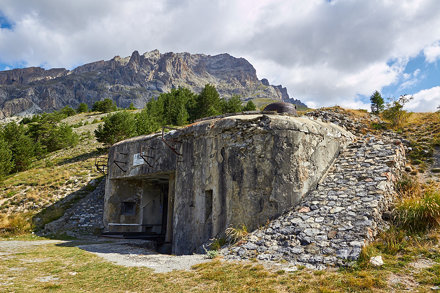 Fort de Saint-Ours