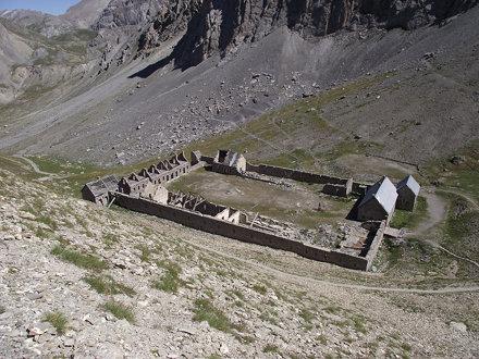 caserma de la Visraysse - Larche