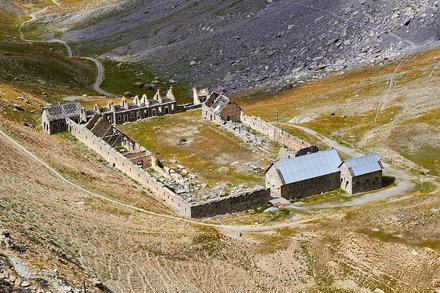 Baraquement de Viraysse