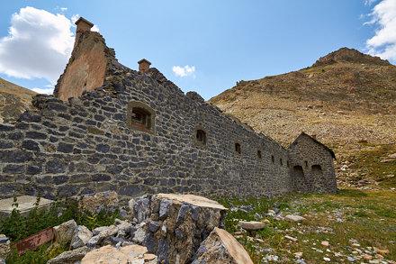 Baraquements de Viraysse (2503 m)