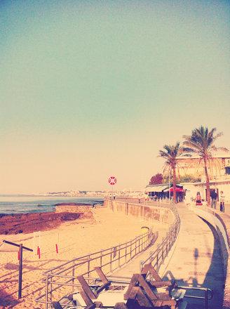 Praia da Poça 3/9/2013 - Depois de uma corridinha até ao Guincho