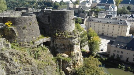 Luxembourg, Casemates du Bock [03.09.2014]