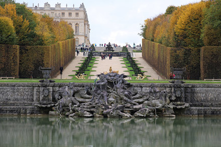 Versailles - Bassin de Neptune