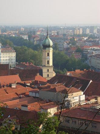 Franziskanerkirche, Graz, Austria