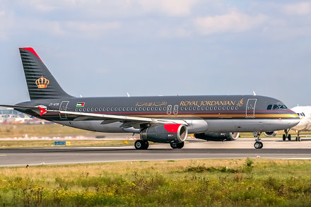 JY-AYR Royal Jordanian Airbus A320-232 @ Frankfurt - Rhein-Main International (FRA / EDDF) / 27.08.2
