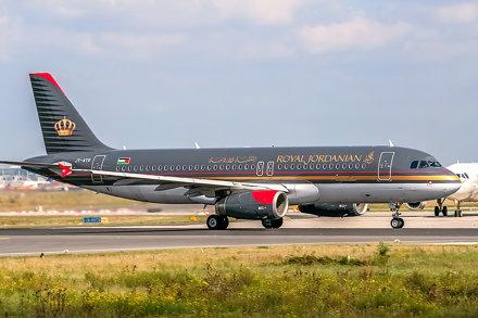 JY-AYR Royal Jordanian Airbus A320-232 @ Frankfurt - Rhein-Main International (FRA / EDDF) / 27.08.2