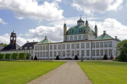Fredensborg Slot (Fredensborg)
