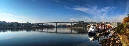 Ponte espelhada