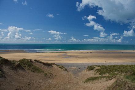Freshwater West beach