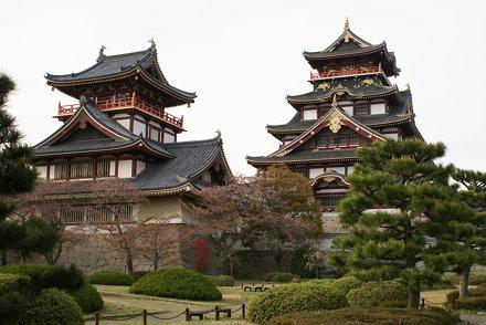Fushimi-Momoyama Castle(伏見桃山城)