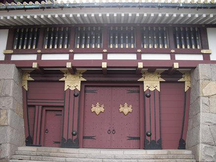 Tenshu Gate