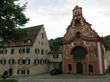 Eglise de l'Hôpital Heilig-Geist