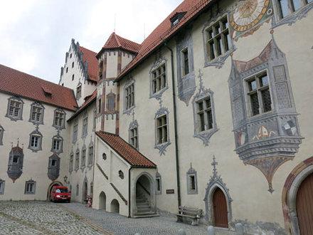 Château des princes-évêques d'Augsbourg