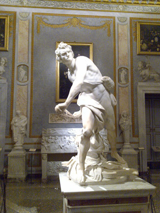 David - Gian Lorenzo Bernini