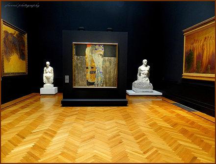 Klimt in Rome