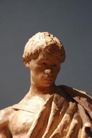 Bruto - Vincenzo Gemito - Galleria d'Arte Moderna - Roma